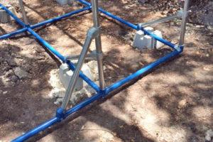 Треугольные крепежи