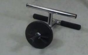 Рис.3 Устройство динамического осевого сопротивления